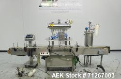 Used- Healthstar Stainless Steel Inline Pressure-Gravity Filler