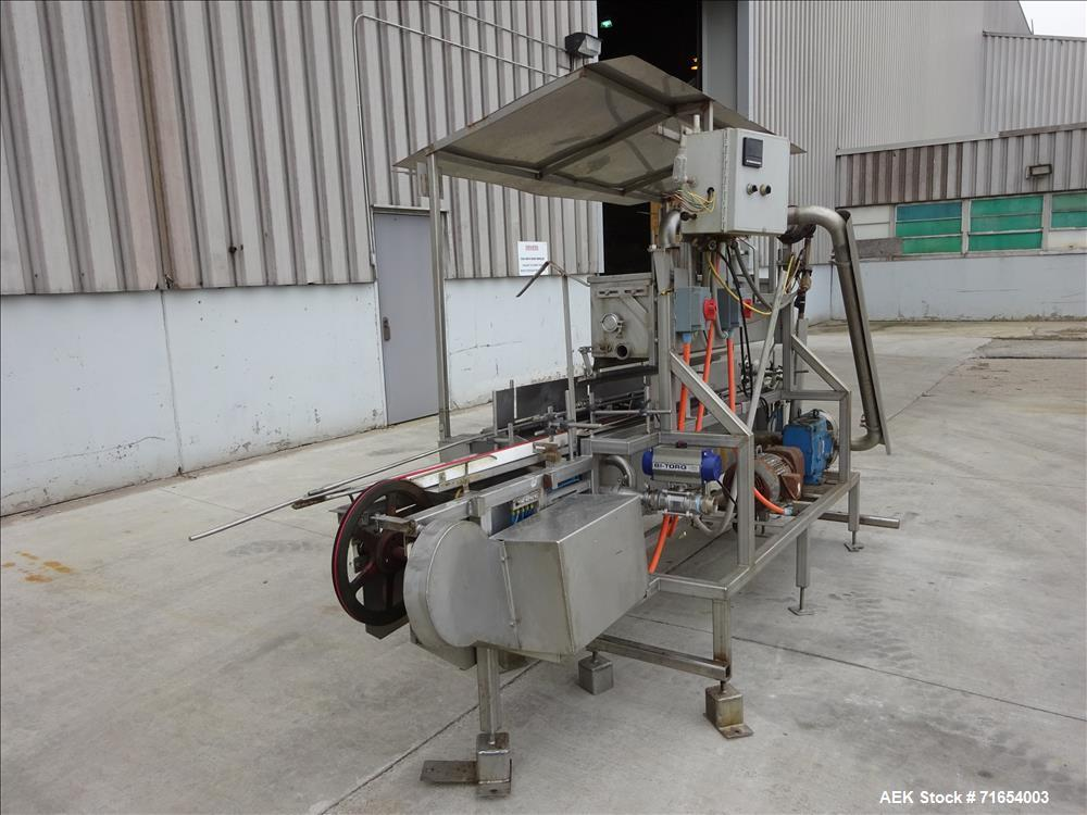 Used- Can Vegetable Briner