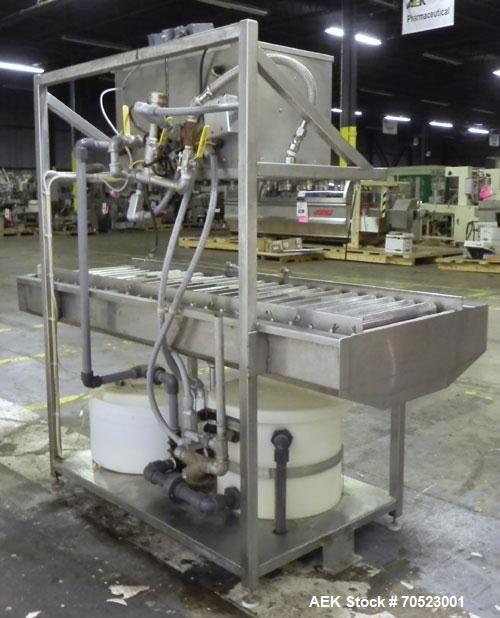 Used- Basil 1000 Automatic Feeder Bottle Filler