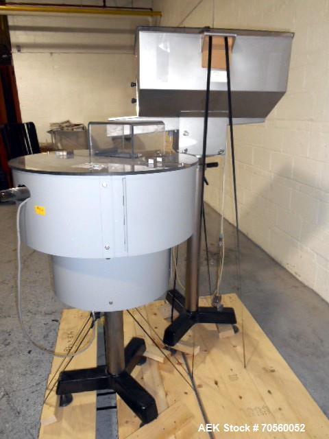 Used- IMA Monoblock Filler/Capper, Model F96