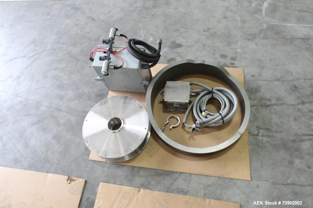 Used-Linker 60-72-20 Monoblock Rinser, Fill, Capper