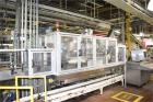 Used- Ronchi Exacta 16/5 -Head Filler with 5-Head Capper. S/N 1988. *Incomplete controls*.