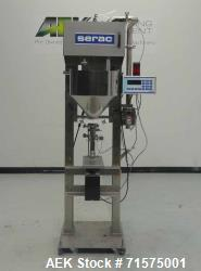 Unused- Serac Model 2229 P1 NW DIGI Semi Automatic Filling Machine.