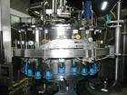 Used- Krones Model VVGV 24 Head Rotary Gravity Vacuum Filler