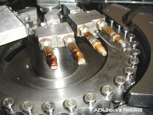 Used-Bausch & Strobel Ampoules Filling Line
