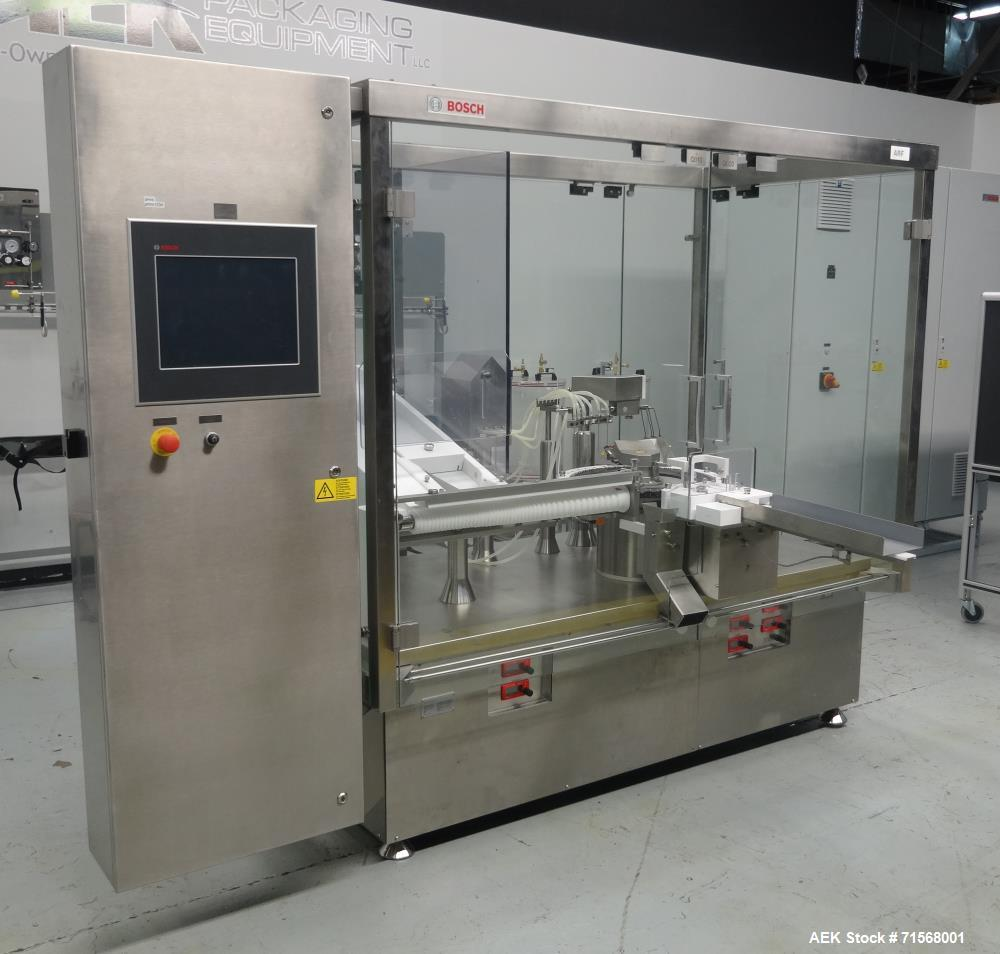 Used- Bosch ARF 1020 Glass Ampoule Filler/Flame Sealer