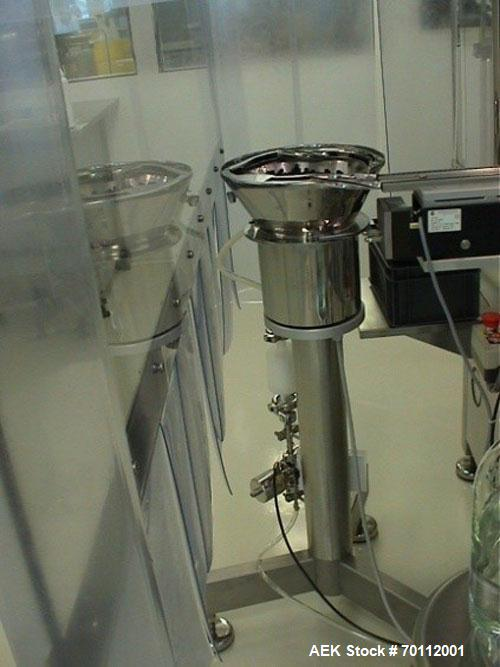Used-Corima FSPO-2 Rotary Filling Unit
