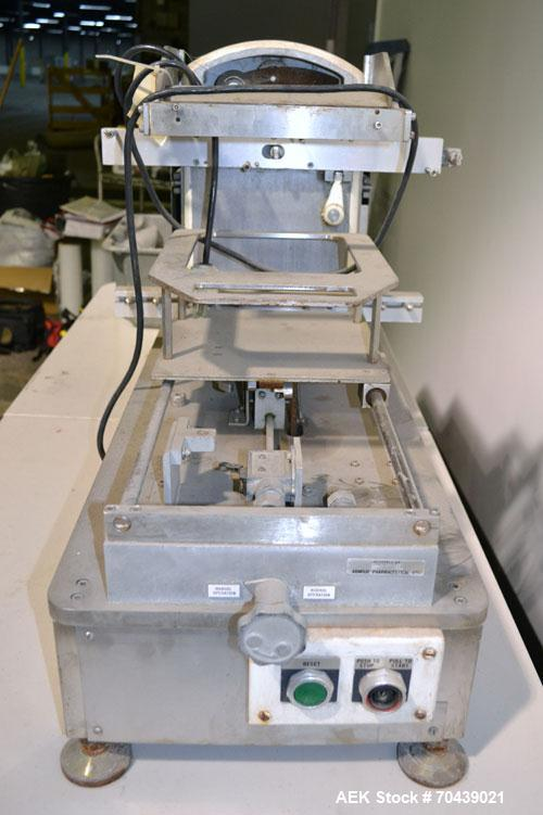 Used- Cozzoli Filler, Model F329HA Hypak Style Syringe Filler