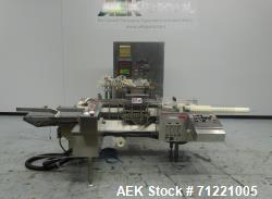 Used- Bosch (Strunck) Model ALK 3040 Pharmaceutical Ampoule Filler and Flame Sea