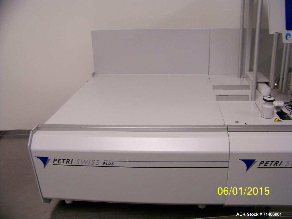 "Used- Biotool Swiss ""PetriSwiss"" Petri Dish Filling System, Model PS900"
