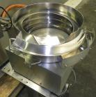 Used- Bosch TL Systems Monoblock Vial Filler & Stoppering Machine. Consists of an 8 head rolling diaphram type filler, vial ...