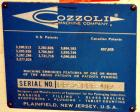 Used- Cozzoli FPS2 Automatic Ampule / Ampoule Filler and Flame Sealer