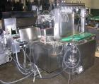 Used-Cozzoli Liquid Vial Filling Line, Model LFTP-10
