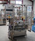 Used- PKB In-Line Filler for Glass or Plastic Vials, Model DOL.