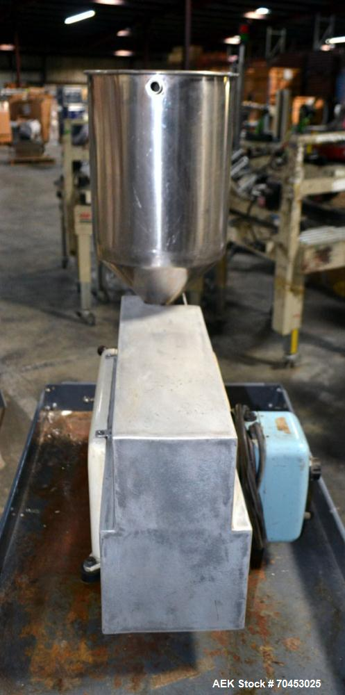 Used- Flexile Flexifiller Table Top Piston Filler