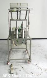 Used- Orics Volumetric Piston Filler, Model VF-ND-3200