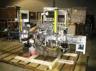 Unused- Filamatic Inline 10 Head Piston Filler, model VLD-300-CIP with FWV-XL-80cc cylinders.Equipped with clean-in-place fi...