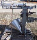 Used- Piston Filler, single head ,304 stainless steel contact parts. Cylinder measures 2