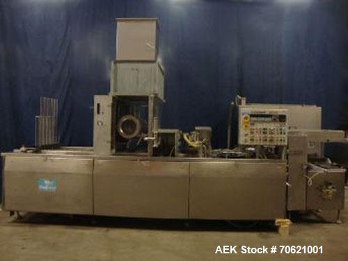 Used-Waldner Dosomat 20-40-1 Filling/Sealing Machine