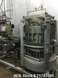 Used- FMC Piston Filler, Model C-210 21.