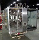Used- Consolidated RPG-14 Rotary Gallon Piston Filler