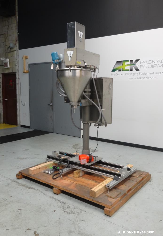 Used- AMS Model SA-100 Servo Auger Filler