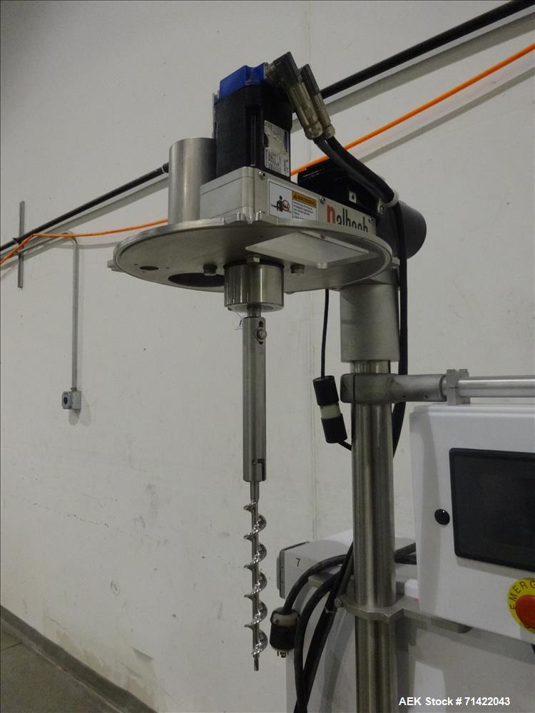 Used- Nalbach Model NMAF-1001 Powder Auger Filler