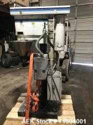 Used- Mateer-Burt Series 1000 Single Head Auger Filler.