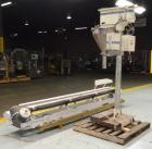Used- Mateer Burt Model 1000 Neotron Semi-Automatic Single Head Auger Filler