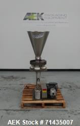 Used- Spee-Dee Model BR-344 Volumetric Cup Filler