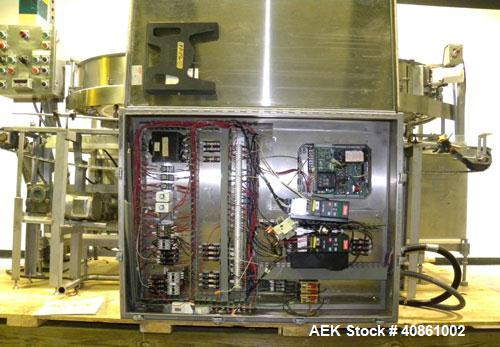 Used- Solbern 301 Solid Product Filler