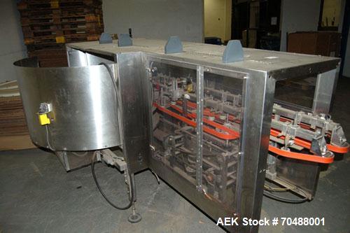 Used-King Slat Counter, 72 slat x 6 bottles, 230 volts.