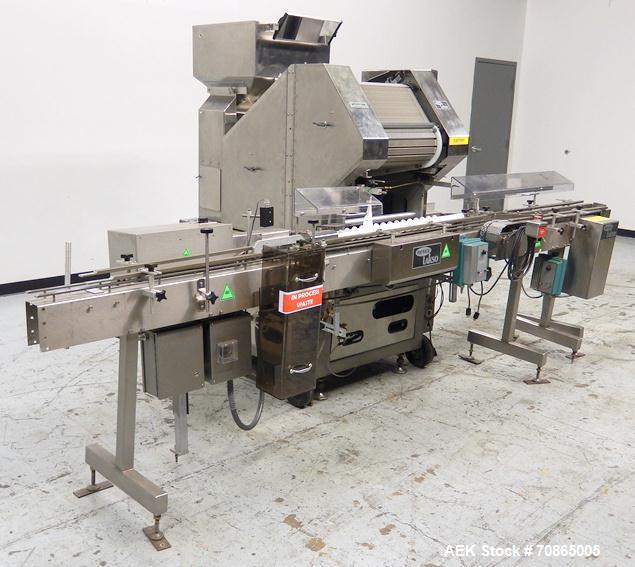 Used- Lakso Reformer Slat Counter, Model 450.