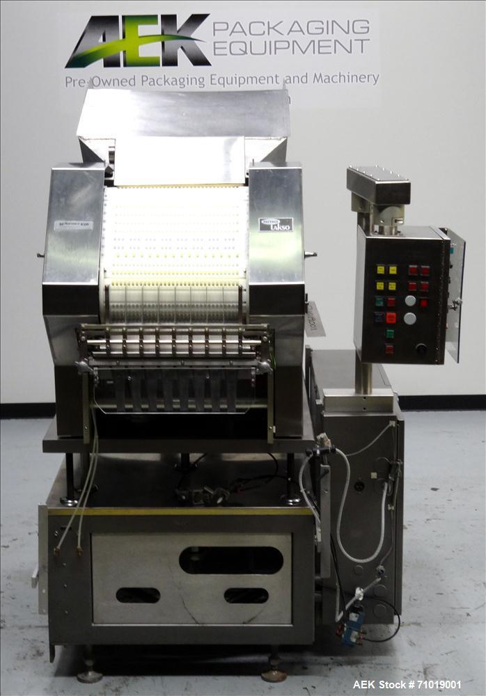 Used- Lakso Model Reformer 450 Slat Counter