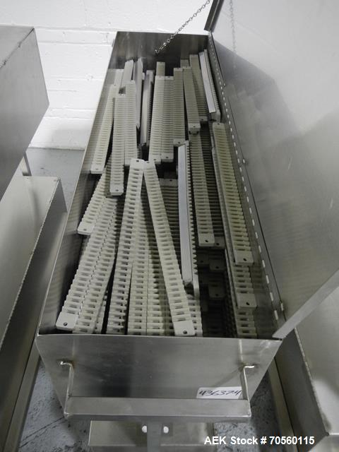 Used- Merrill 72-16AD8 Slat Counter. Serial# 443/800.