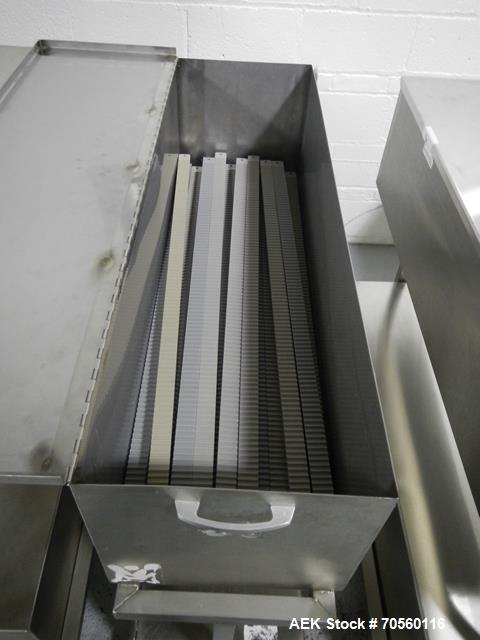 Used- Merrill 73-39A Slat Counter. Serial# 165.