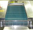 Used- King SC6L Tablet or Capsule Slat Counter. Capable of speeds up to 120 bottles per minute. Has pin indexing with 4