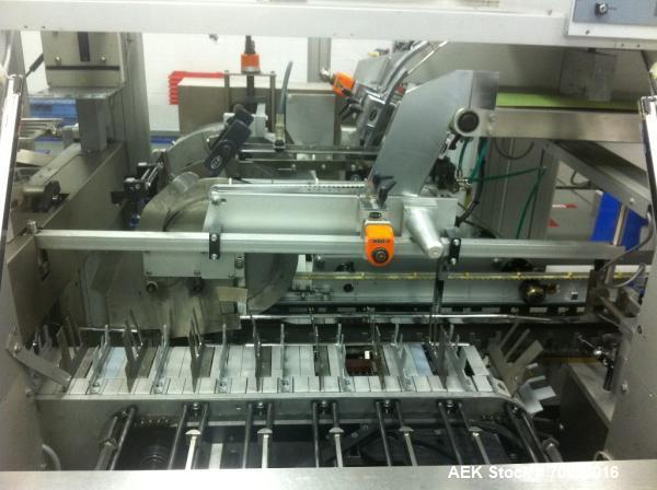Used-Comadis Tube Filler, Model 150U