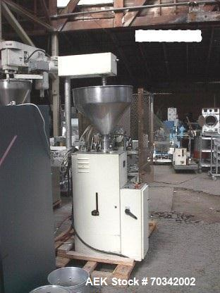 Used Kalix model KX60 rotary tube filler