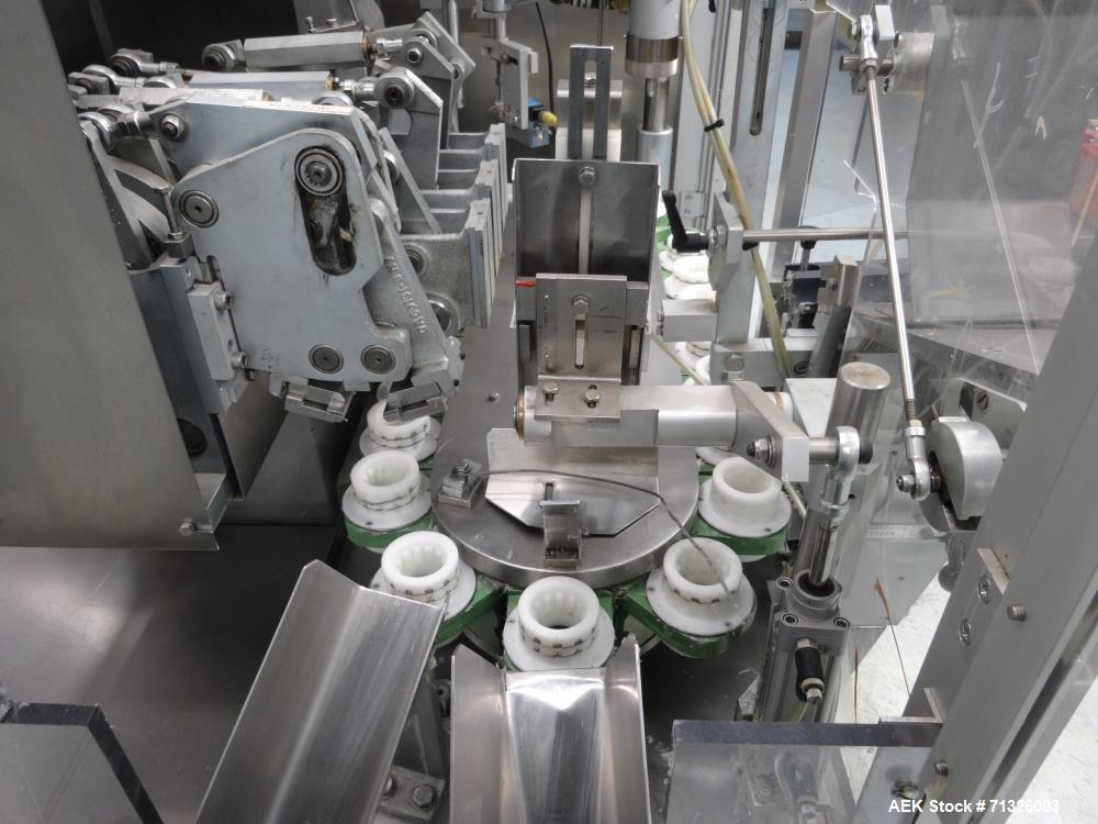 Used- Norden Model Nordenmatic NM700M Auto Load Metal Tube Filler
