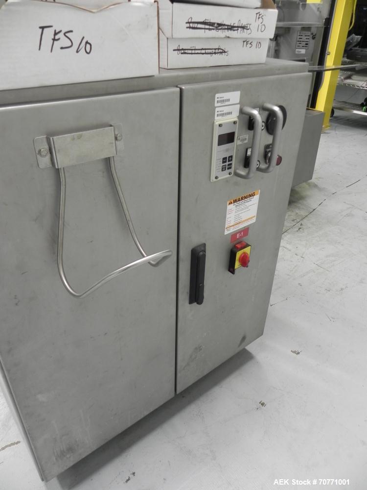 Used- IWKA TFS10 Hot Air Tube Filler