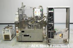 Used- Kalix Model KX100 Plastic Tube Filler
