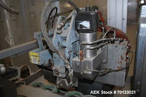 Used-Nordenmatic Automatic Tube Filler, Model NM 700 HA