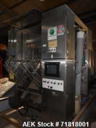 Used- Evergreen, Model EH-1 1/2 Gallon Carton Filler with Pour Spout.