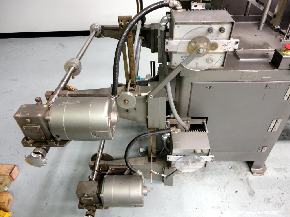 Used- Klockner Bartelt Model IM12-12 Horizontal Form Fill Seal Machine