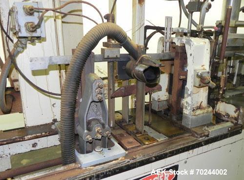 Used- Klockner Bartelt IM7-12 Horizontal Form Fill & Seal Pouch Machine