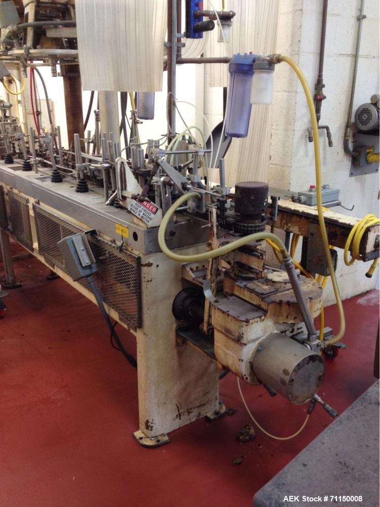 Used- Bartelt (Klockner) Model IM7-14 Horizontal Form Fill and Seal Pouch/Bag Ma
