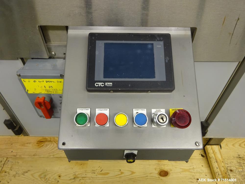 Used- Bartelt (Klockner) Model IM7-14 Servo Horizontal Form Fill and Seal Machin