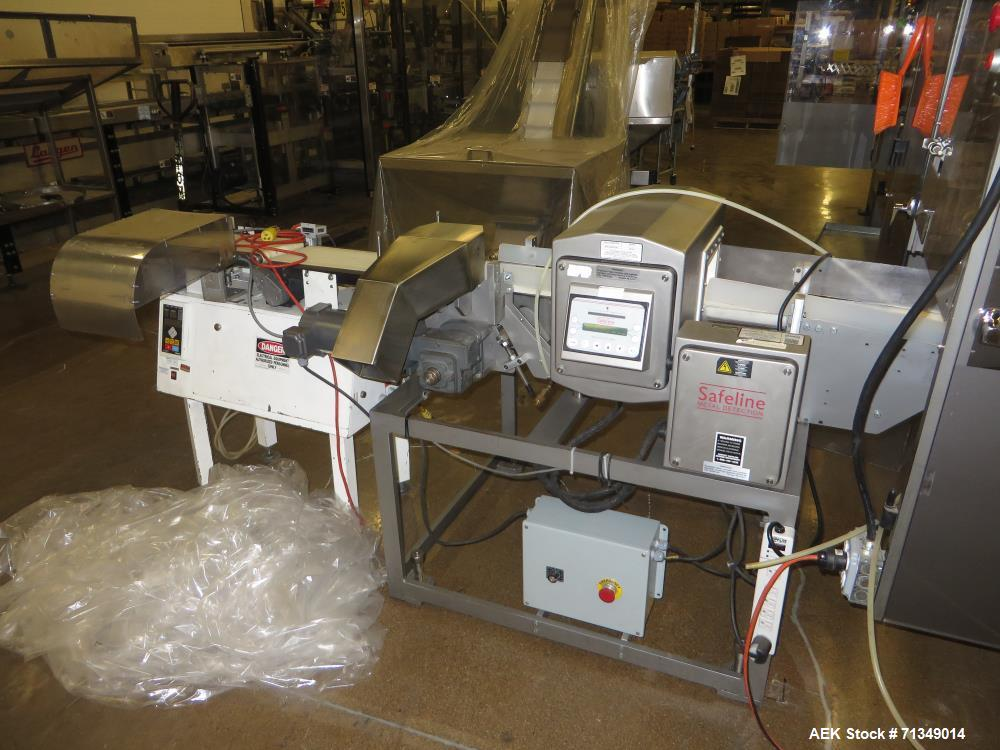 Used- Bartelt / HMC IM9-12 Horizontal Form Fill and Seal Machine