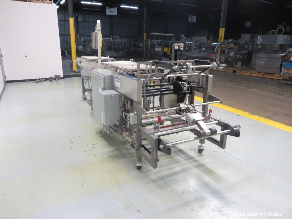 Used- Bodolay Model CG60 Horizontal Form Fill and Seal Machine